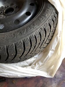 205 55 16 winter tires studded rim size 114.3