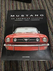 Mustang Book - An American Classic