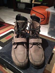 Ralph Lauren Polo Boots sz 9.5