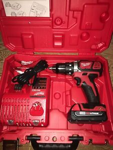 Milwaukee M18 Compact Drill/Driver Kit !