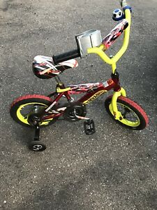 Kids Hotwheels Bike
