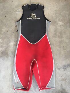 Billabong short-john wetsuit