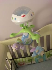 Mobile oursons volants Fisher-Price