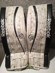 Goalie pads 30+1 Reebok 18K flexcore