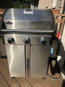 BBQ gas oven for house use!