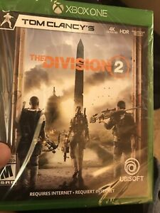 The Division 2 - Xbox One - Neuf/New
