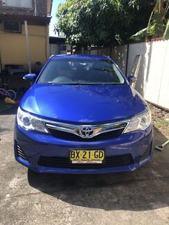 Toyota Camry Hybrid Lakemba Canterbury Area Preview