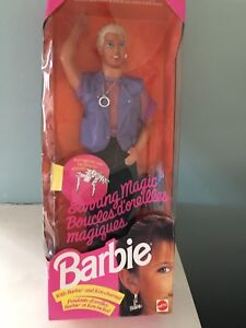 Earring Magic Ken Doll