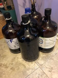 Growlers / wine making