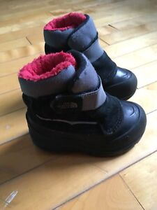 North face boots 7