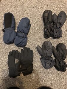 Mitts fit 2-3years