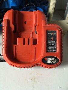 Chargeur 9-18 volt Black & Decker