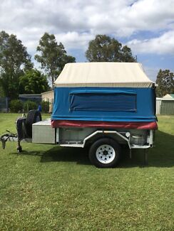 2012 MDC galvanized off road camper New Beith Logan Area Preview
