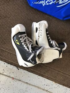 Graft Goalie Skates size 4.5