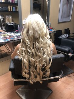 Colour & Tape Extensions Package