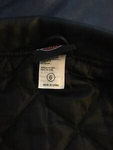 Harley Davidson child's jacket