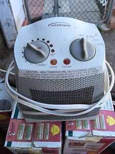 Compact Space Heater