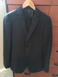 2 excellent condition boys suites to choose from (size 14)