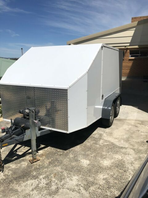 Enclosed Trailer Trailers Gumtree Australia Glenorchy