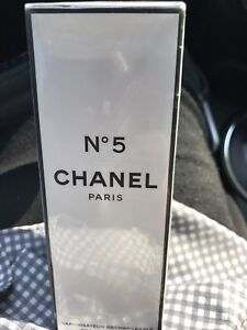 Brand new 75 ml chanel. No 5 perfume