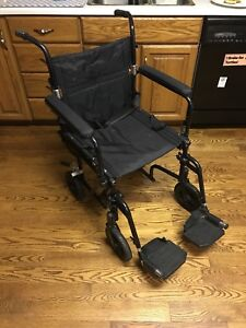 Airgo transfer chair in great condition