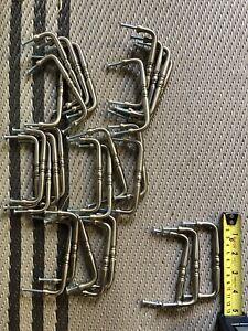 Brushed nickel cabinet handles - 29 pcs