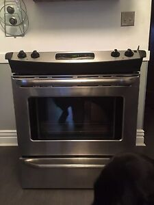Frigidaire Stainless Steel oven