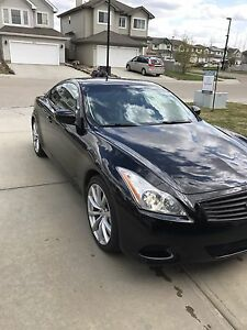 Infiniti G37s manual coupe