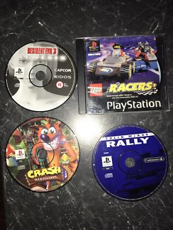 PlayStation 1 original games