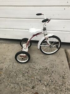 Vintage (1960s) Metal Tricycle