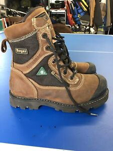 Royer composite work boots size 9.5