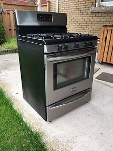 Frigidaire Gallery Natural Gad Stove