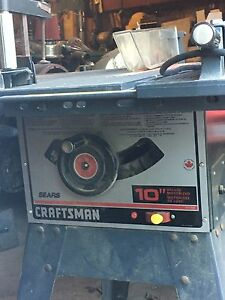 For sale table saw