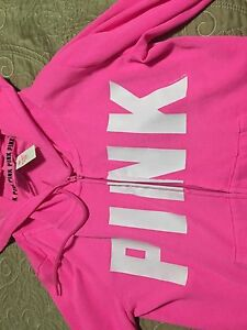 BNWT Victoria secret love pink sweater