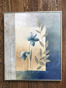 Professionally Framed Floral / Flower Print from Off the Wall