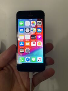 Apple iPhone 5S iOS 12 gigabytes 16