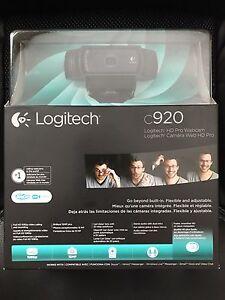 HD Logitech Webcam **brand new***