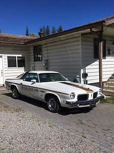 74 Hurst Olds Indy Pace Car
