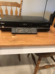 Wanted vcr-DVD recorder
