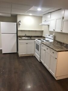 BEAUTIFUL FULLY RENOVATED BASEMENT APPT ON LAKESHORE RD!!