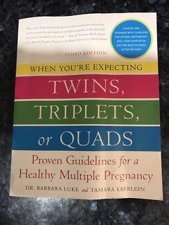 Multiple pregnancy book