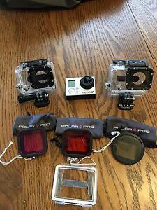 GoPro Hero 3plus black edition