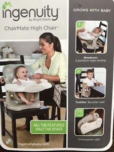 Ingenuity ChairMate High Chair
