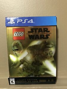 PS4 LEGO Star Wars The Force Awakens Deluxe Edition
