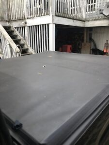 5.8ft crew cab gmc bed cover