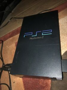 Ps2 with 4 games