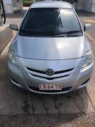 2007 Toyota Yaris Sedan 150000 km  Darwin CBD Darwin City Preview