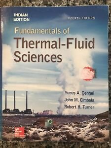 Thermal-Fluid Sciences