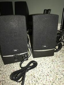 Computer Speakers for Sale -$20 each only