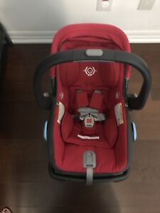 2016 UPPAbaby infant car seat and base